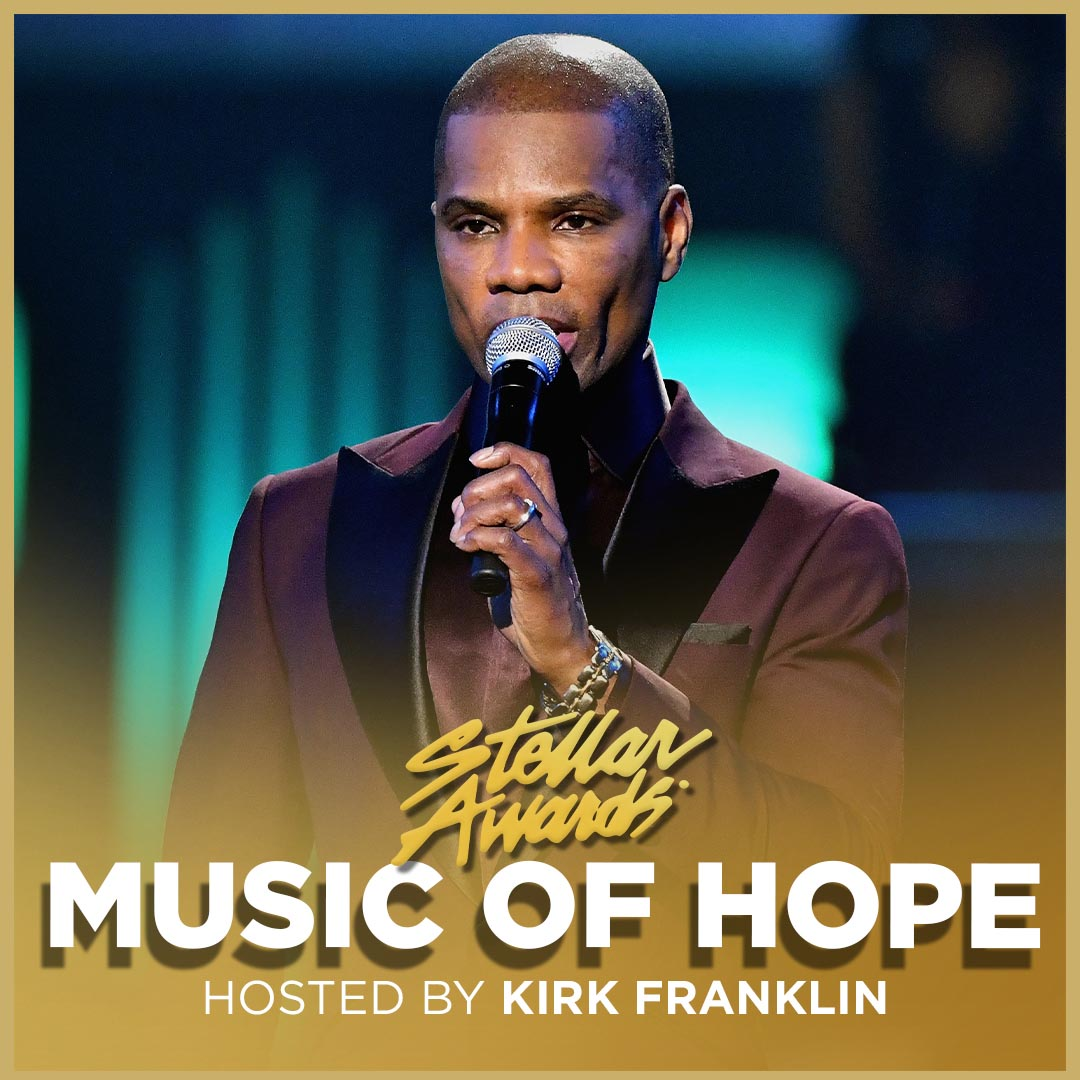 Kirk franklin music of hope show